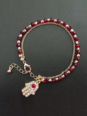 Womens bracelets cute cheap bracelets for women sale hamesh hand pendant bracelet aloadofball Gallery